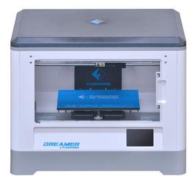 Impressora 3d Dreamer Flash Forge Wi-f E Usb Com Filamento