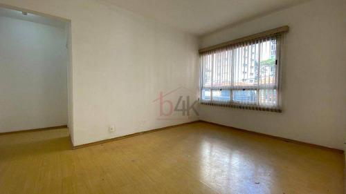 Imagem 1 de 12 de Apartamento Para Locação No Brooklin, Praça General Gentil Falcão, 175. Com 67m², São 2 Dormitórios E 1 Vaga. - Ap4908