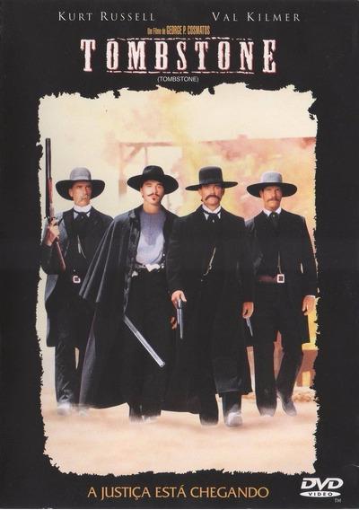 Tombstone, O Ultimo Dos Moicanos,coração Valente + 1 Filme