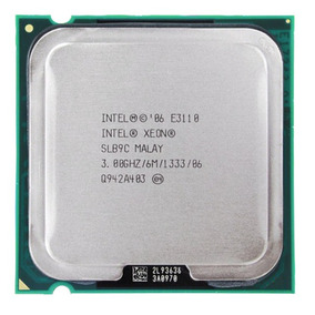 Processador Intel Xeon E3110 - Lga775