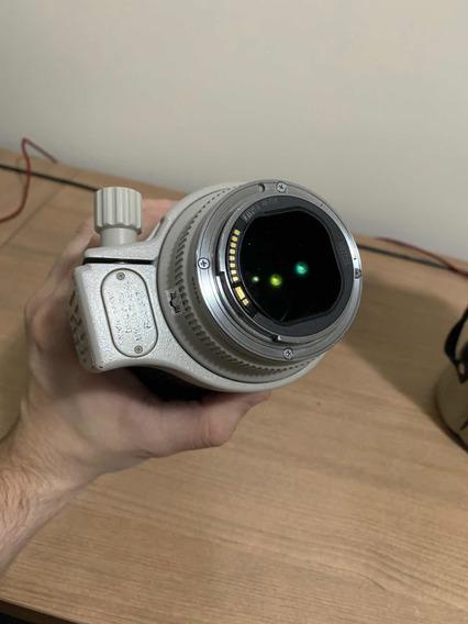 Lente Canon 70 200mm 2.8