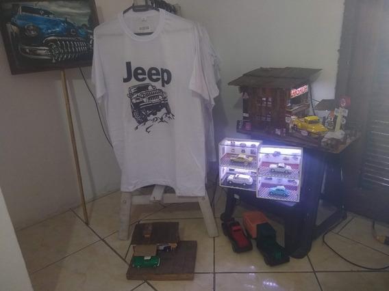 Camiseta Jeep Willys Pronta Entrega