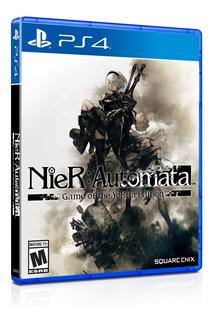 Nier Automata Game Of The Year Edition Ps4 Nuevo Y Sellado