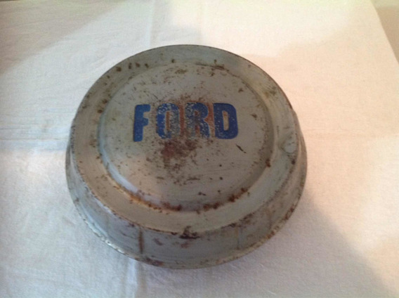 Calota Ford F100 Antiga Anos 59/71