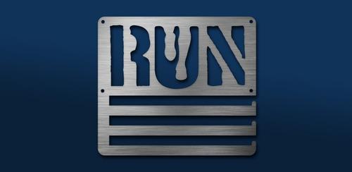 Imagen 1 de 6 de Medallero Run Fast Porta Medallas Personalizado Gratis