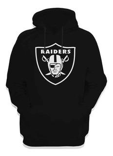 Raiders Nfl Sudadera Hoodie Rott Wear Envio Gratis