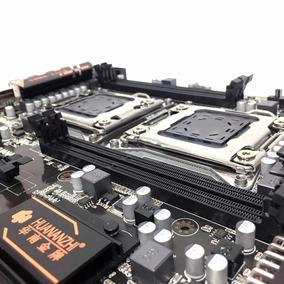 Placa Mãe X79 Dual Lga 2011 V2 E-atx - 32gb -sob Encomenda-