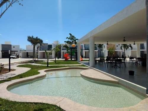 Casa En Privada Fontana Alado Plaza La Isla,mérida,yucatán