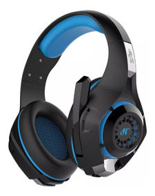 Auriculares Gamer Nisuta Microfono Ps4 Xbox Play 4 Switch