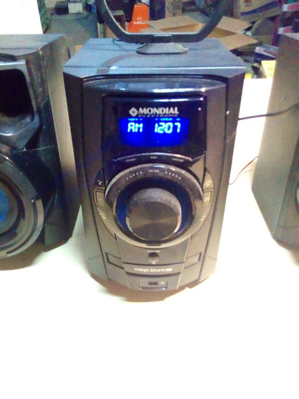 Mini System Best Sound Usb Ms-05 Bivolt - Mondial