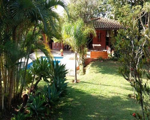 Casa Para Venda Em Condomínio Rodovia Bujiro Nakao - Ca00966 - 68306881