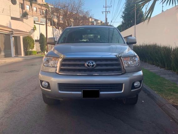 Toyota Sequoia 4.6 Sr5 Piel Mt