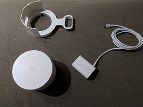 Google Wifi Roteador Ac1304 Wireless Novo 1 Peça Mesh