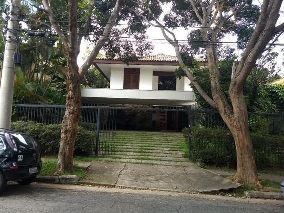 Casa Com 4 Dormitórios (2 Suítes - 1 Master) À Venda, 350 M² Por R$ 2.850.000 - Alto De Pinheiros - São Paulo/sp - Ca0066