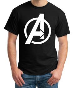 Playera Avengers Endgame Brilla En La Oscuridad