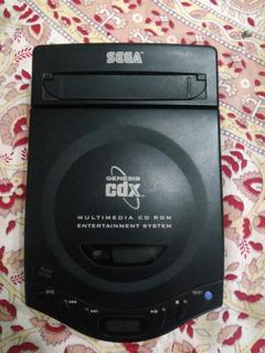 Sega Cdx, Con Accesorios.