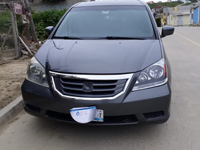 Honda Odyssey 2008 Minivan