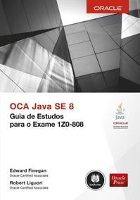 Oca Java Se 8 - Bookman