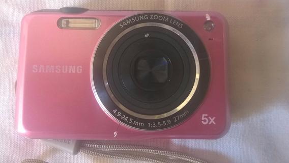 Câmera Digital Samsung 12.2 Megapixels Zoom 5x