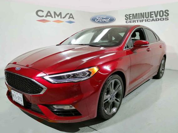 Ford Fusion 4p Sport V6/2.7 Aut Biturbo (grupo Camsa)