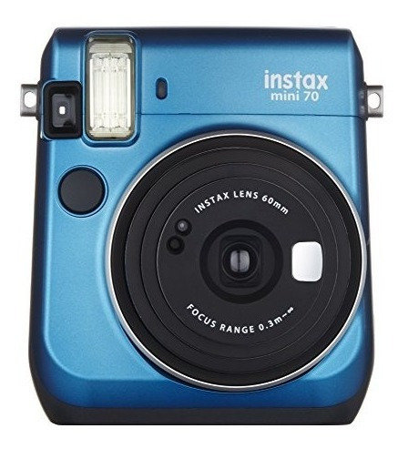 Fujifilm Instax Mini 70 Blue Cámara Instantánea