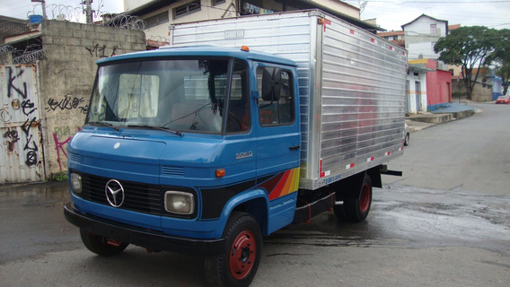 Mercedes-benz Mb 608 Bau Ano 1984