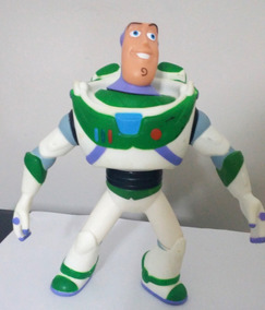 Buzz Lightyear Grow Original 15 Cm Articulável Vinil