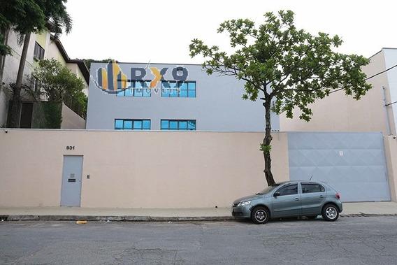 Comercial Para Aluguel, 0 Dormitórios, Vila Moraes - São Paulo - 462