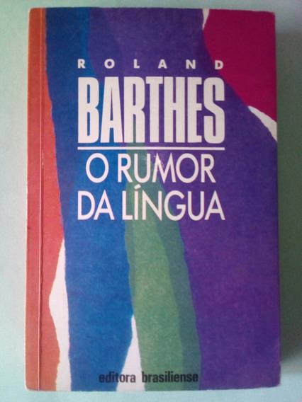 O Rumor Da Lingua