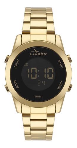 Relógio Condor Feminino Cobj3279aa/4p Digital, Alarme