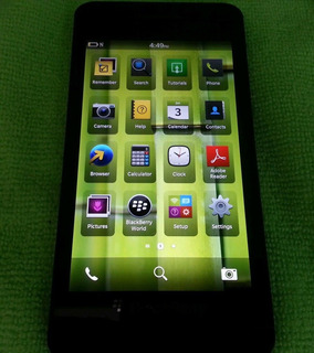 Blackberry Z10 Libre