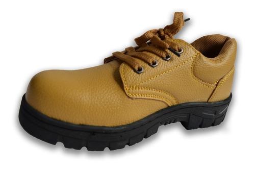 Zapato De Trabajo Con Puntera De Acero Suela Reforzada