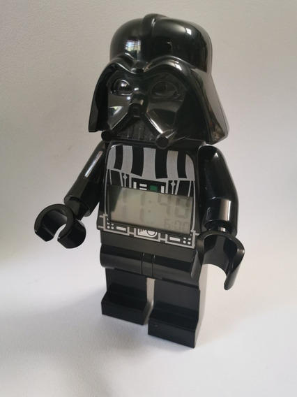 Lego Star Wars Darth Vader, Reloj Despertador