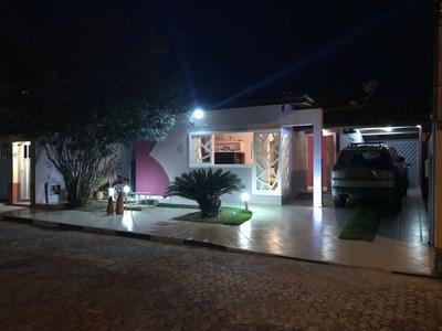 Excelente Casa Em Condomínio Fechado - 0110