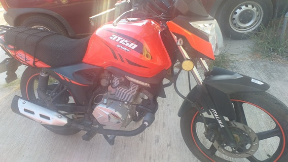 Italika Dt 150 Esport