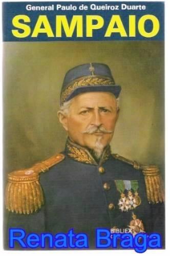 Livro General Paulo De Queiroz Duarte Sampaio