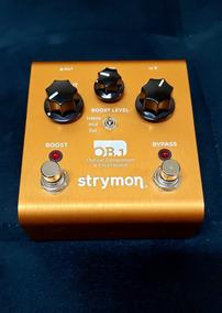 Pedal Strymon Ob1 Compressor/clean Boost(trocas)
