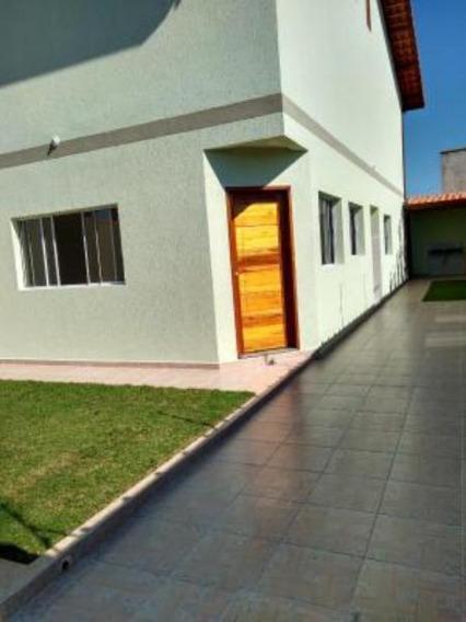 Linda Casa Lado Praia No Jd São João - Itanhaém 5746 | Npc