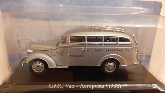 Autos Inolvidables Van Gmc Aeroposta #56