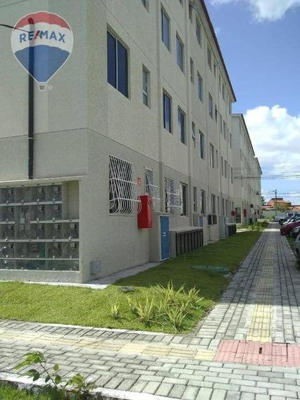 Apartamento À Venda, 43 M² - Araturi (jurema) - Caucaia/ce - Ap0308