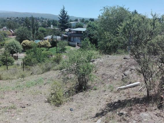 En San Antonio De Arredondo, Cba: Terreno Esquina 840m2 C/ Escritura