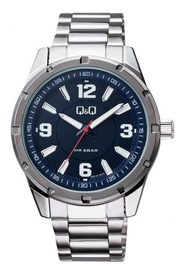 Relógio Q&q By Japan Masculino Qb14j405y C/ Garantia E Nf