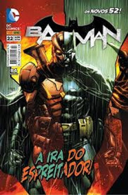 Hq´s Batman Os Novos 52 - Vários Volumes - Panini - Cada