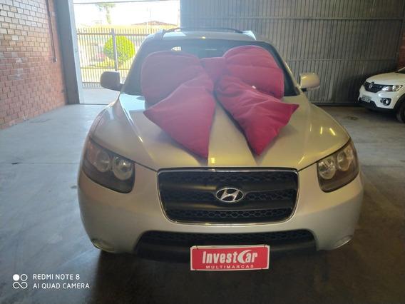 Hyundai Santa Fé 2.7 Mpfi Gls V6 24v 200cv Gasolina 4p