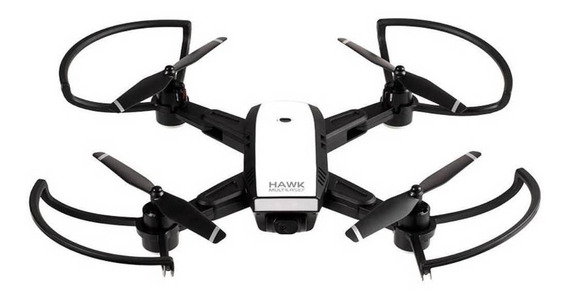 Drone Multilaser Hawk ES257 HD preto
