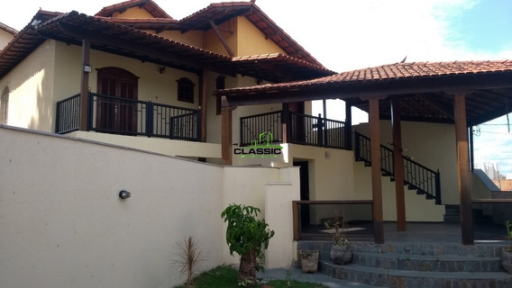 Casa Com 3 Quartos Para Alugar No Planalto Em Belo Horizonte/mg - 3468