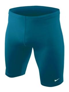 Traje De Baño Tipo Jammer Nike Azul