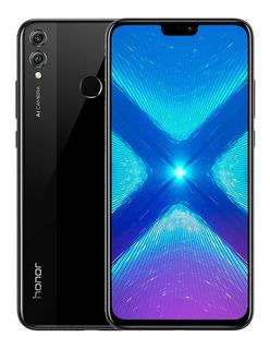 Huawei Honor 8x 64gb + Funda Equipo Mostrador Con Detalle
