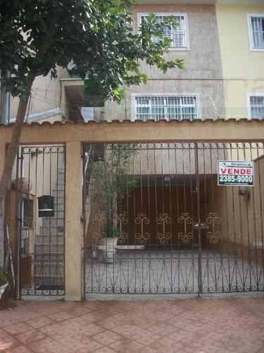 Casa Sobrado Para Venda, 3 Dormitório(s), 110.0m² - 870