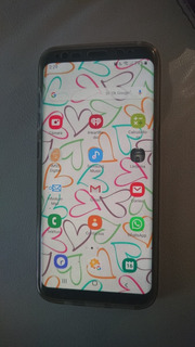Celular Samsung Galaxy S8 Con 64 Gb Internas